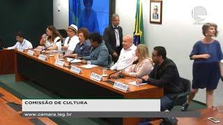 Audiência Pública (Expresso 168) sobre a garantia da liberdade de expressão artística.