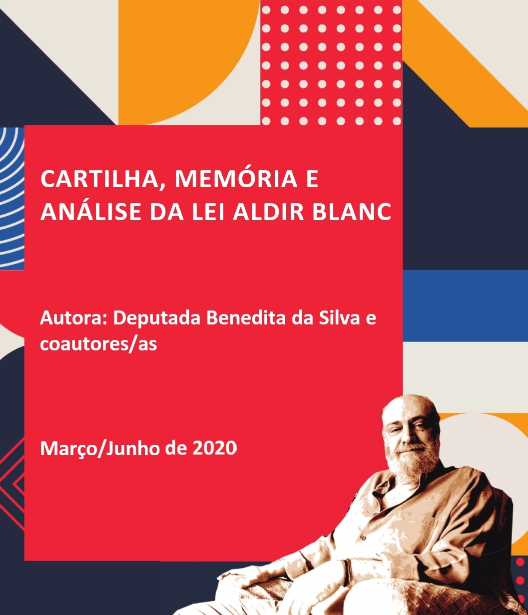 Cartilha, memória e análise da Lei Aldir Blanc