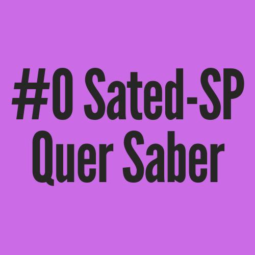 # O SATED SP quer saber quem são e onde estão todos os artistas e técnicos de espetáculos do estado de São Paulo.