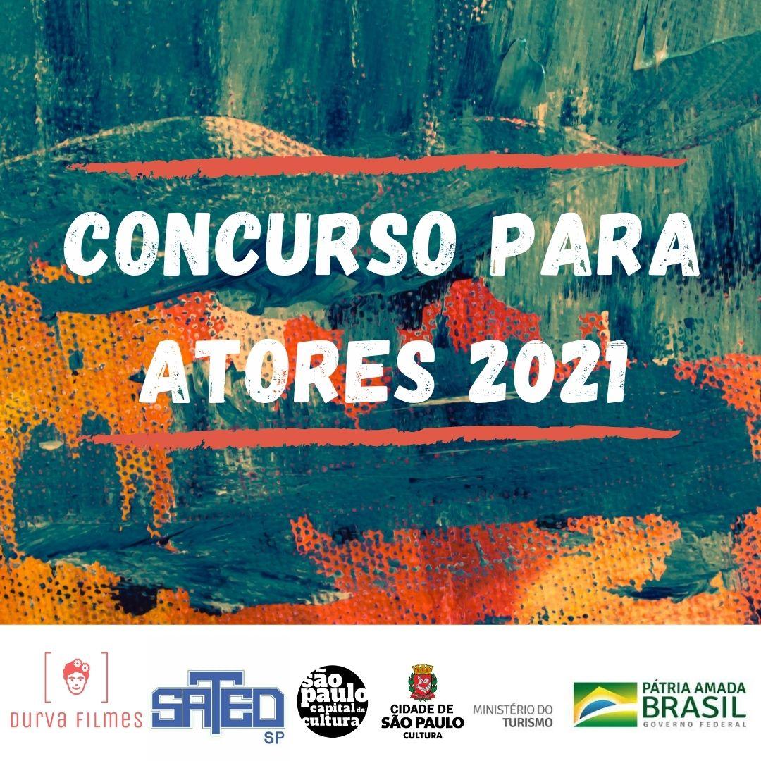 CONCURSO PARA ATORES