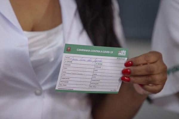 Comunicado:  vacinação para que artistas de dublagem possam participar de gravações presenciais